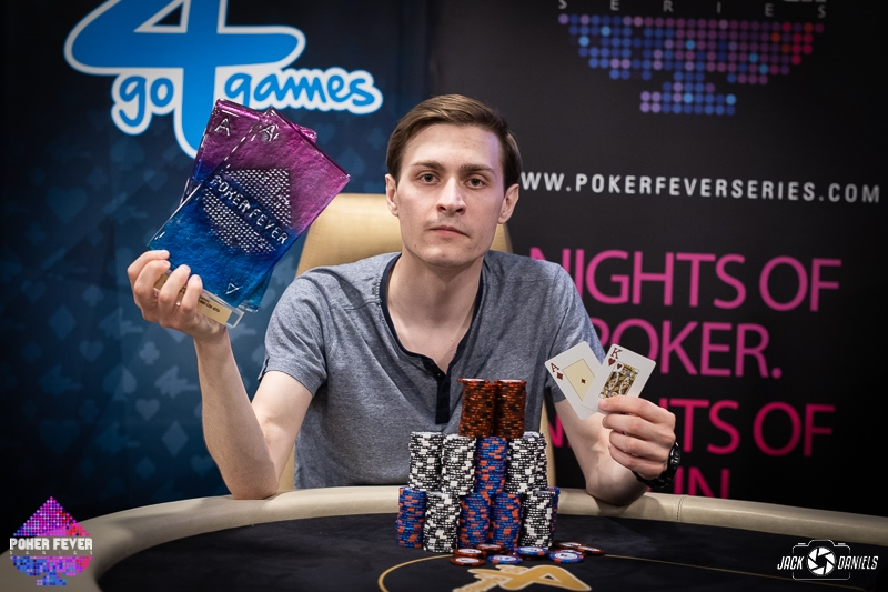 We Know The Winner Of June Edition At Poker Fever Cup Pokerfeverseries Com