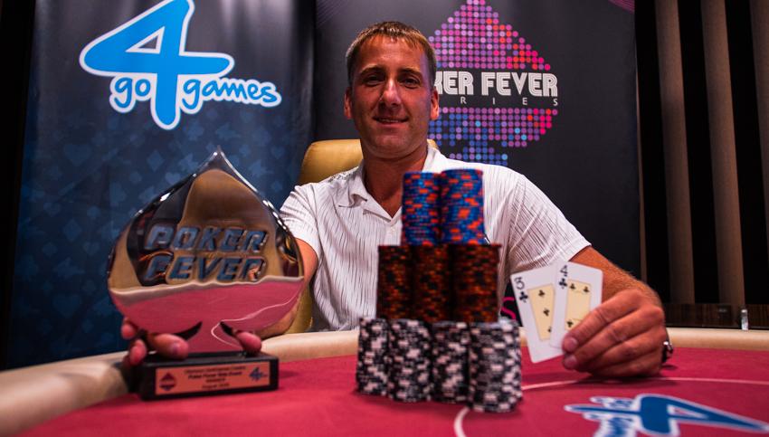 Petr Jasek - Poker Fever Series
