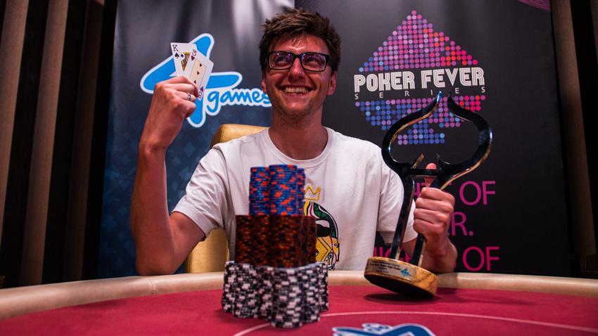 Radosław Morawiec - Poker Fever Series