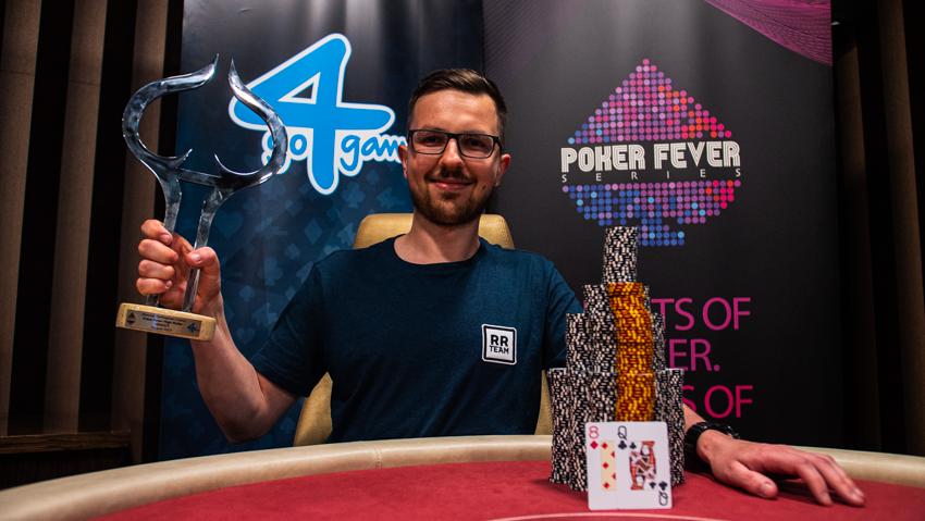 Piotr Więcek - Poker Fever Series