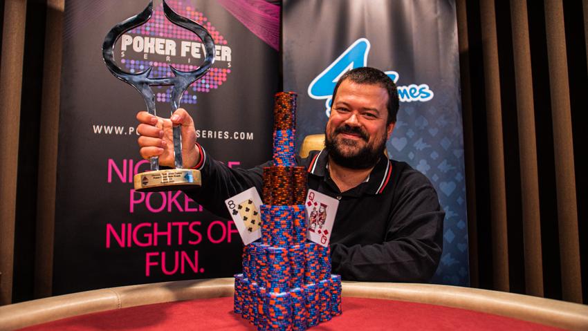 Lukas Macura - Poker Fever Series